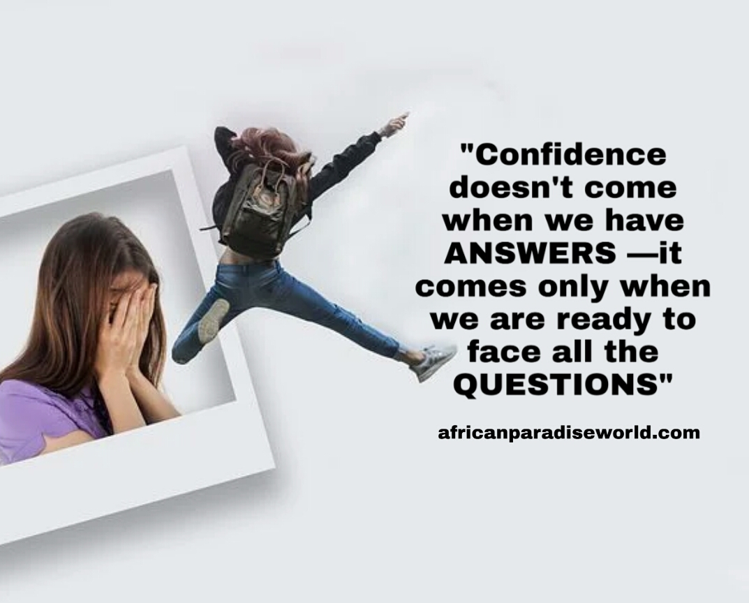 Self confidence quotes inspires you ready