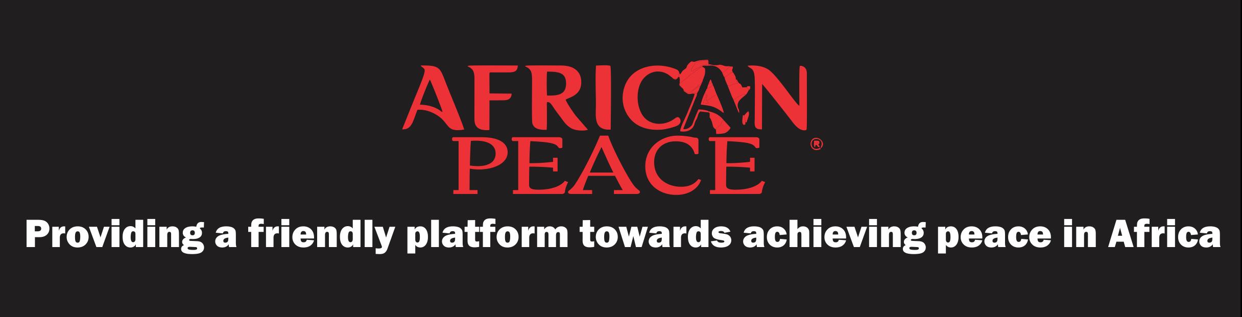 African Peace Magazine