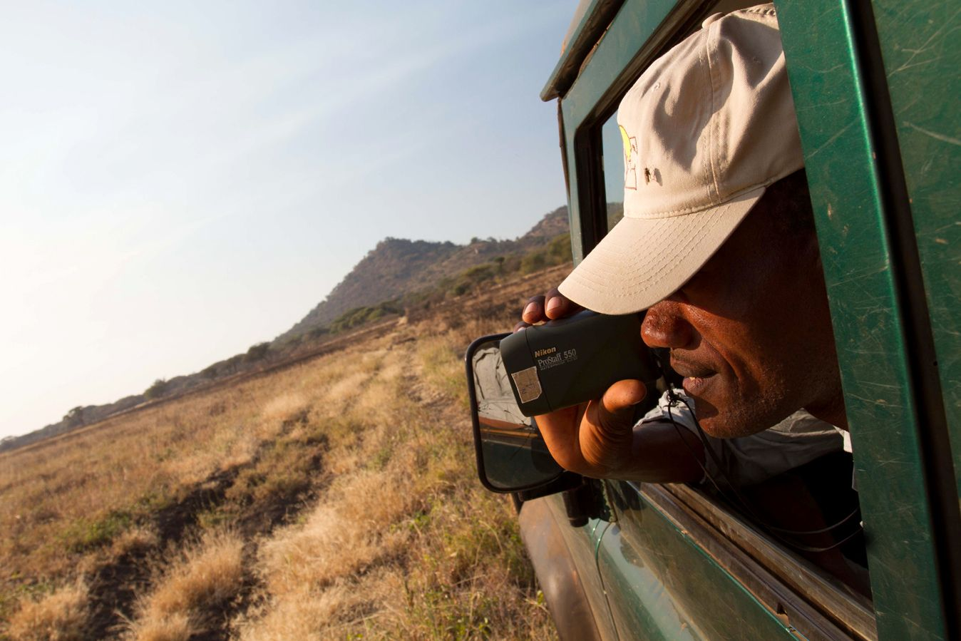 APW closely monitors local wildlife populations via bi-monthly counts.