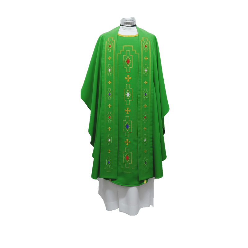 Chasuble & Stole Ethnic