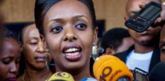 Human rights activist Diane Rwigara who was disqualified from last election, now faces years jail