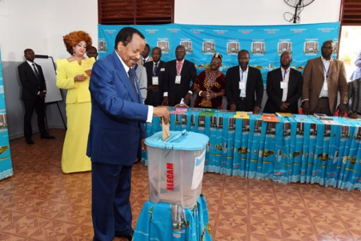 Cameroon Publishes Provisional Lists For General Elections