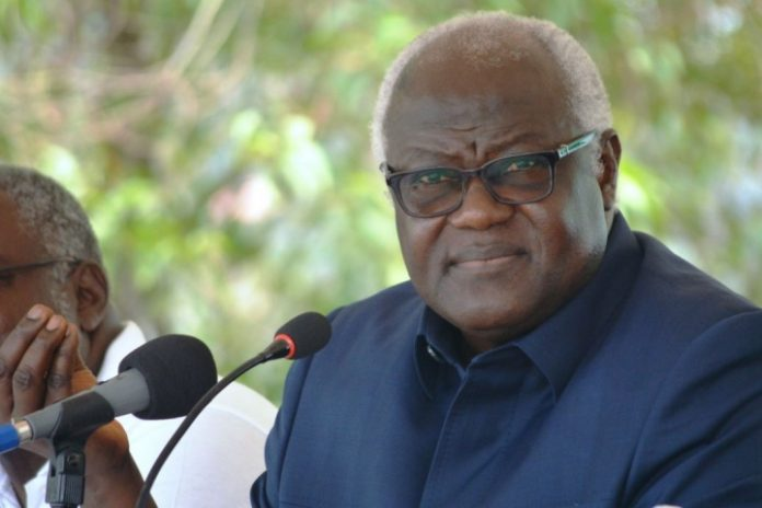 Former Sierra Leone President Leads Au Mission To Observe Namibia's Upcoming Election