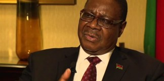 Malawi president's aide banned from US