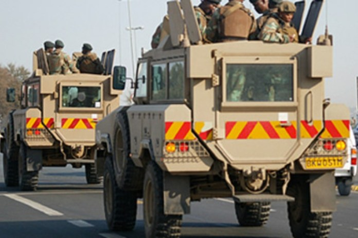 South Africa deploy army to Cape Town as gang wars claim 20