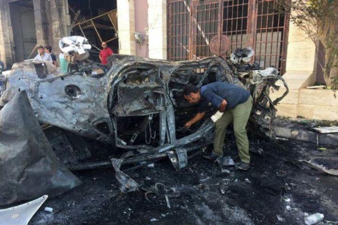 Car bomb kills 3 UN staff in Libya's Benghazi