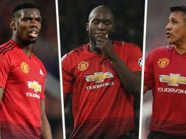 Lukaku says for ManU fans its always him, Pogba or Sanchez