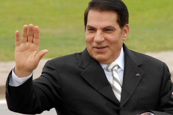 Tunisia Allows Ex Dictator Ben Ali To Be Buried At Home