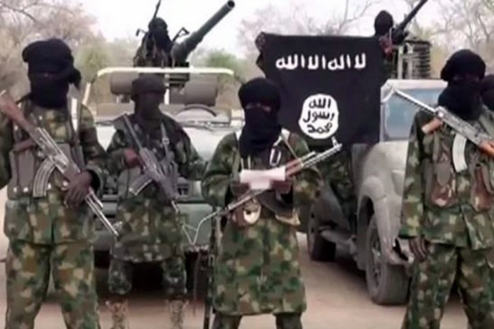 Nigerian Islamist militants release execution video