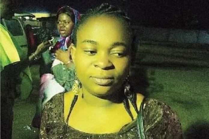 Oluwatosin Adeoye, Nigerian returnee from South-Africa.