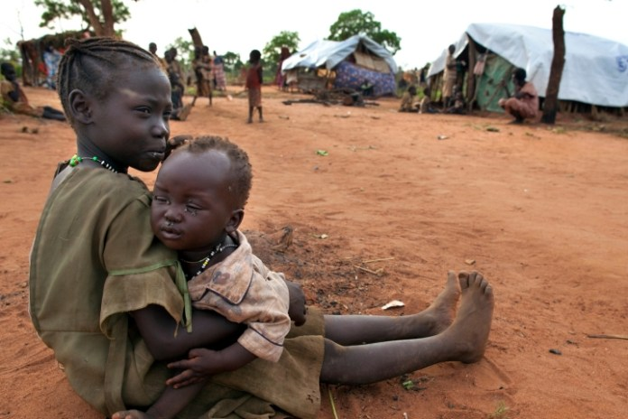 African children to make up 'half of world's poor' by 2030