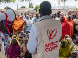 Mercy Corps suspends operations in northeastern Nigeria