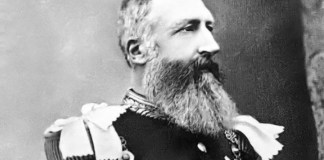 King Leopold II aka the buider king of Belgium