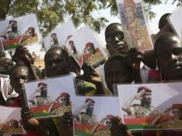 Sankara supporters in Burkina call for national tribute day