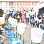 Depletion in water resources causing disease among populace.