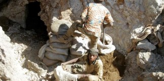 Fourteen illegal miners killed in a mine collapse in DR Congo