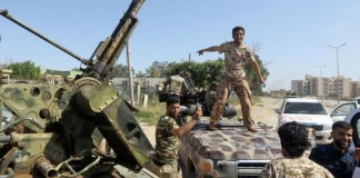 Deadly clashes between rival Libya forces continues Tripoli