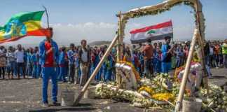 Ethiopia spiraling out of control , late singer's uncle killed, father in critical condition