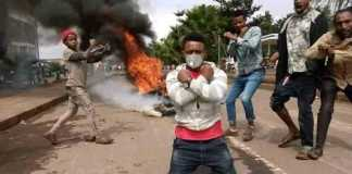 Ethiopia officials say at least 10 died in protests over autonomy
