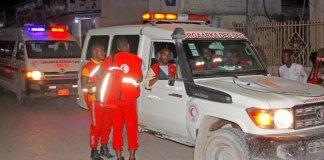 Suicide bomber kills at least 7 at Mogadishu ice-cream shop
