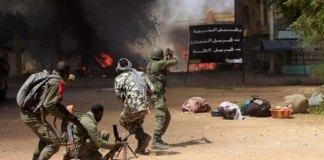 Explosions hit 3 Malian cities amid jihadist attacks