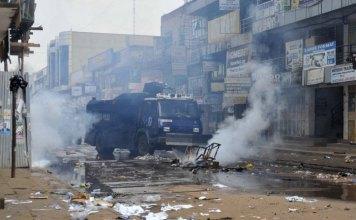 3 dead, 34 injured in protests after arrest of Uganda's Bobi Wine