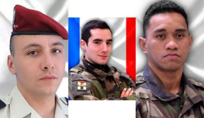 Three French soldiers killed by explosive device in Mali operation