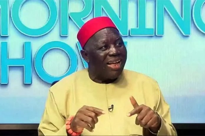 Obiozor will climax the death of Ohaneze if elected