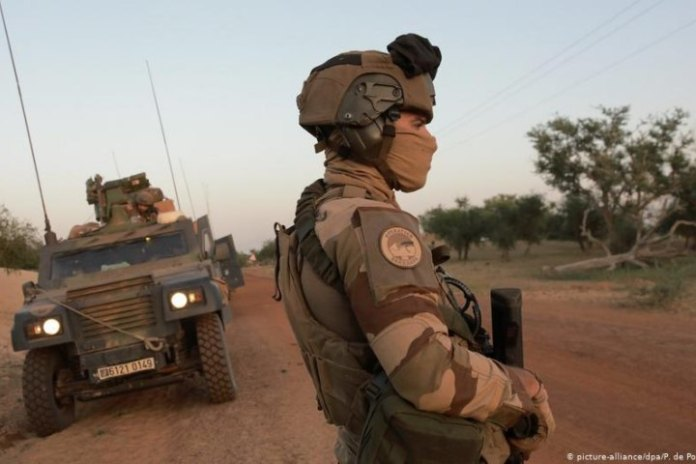 Al Qaeda group says behind killing of 3 French soldiers in Mali