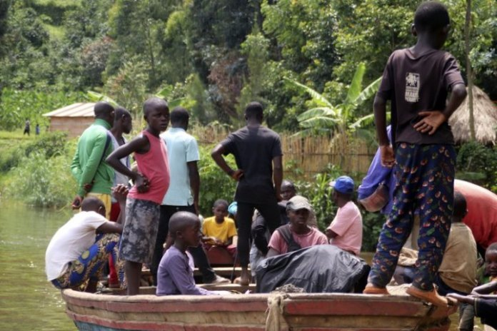 Two Children and a woman drown after boat capsizes on Lake Kivu