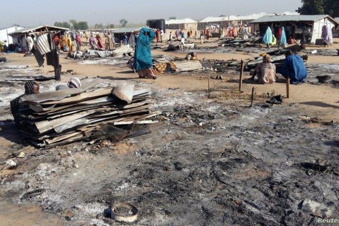 Suspected Jihadists slaughter over 70 in Niger rep.