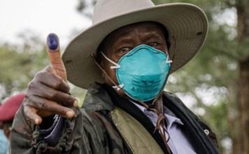 President Museveni declared election winner of Uganda poll