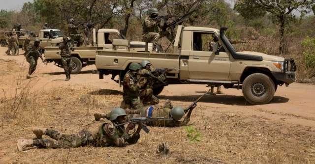 Sixteen Niger soldiers killed in a Jihadists' ambush