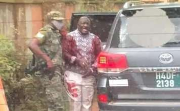 Fmr Ugandan army chief who serves as minister shot by gunmen