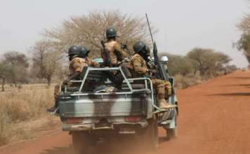 Jihadists kill at least 100 in an overnight attack in Burkina Faso