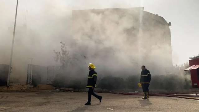 Fire at detention facility in Egypt kills six teenager girls