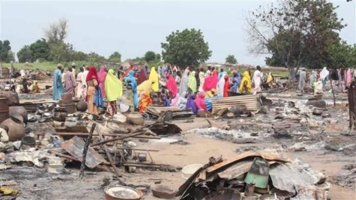At least 35 killed as suspected Boko Haram gunmen attack villages in Nigeria