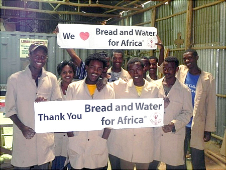 vocational training in Ethiopia