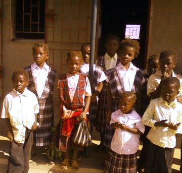 zambia school