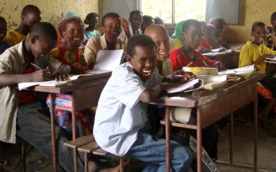 Empowering Africa's Children Through Books and Education