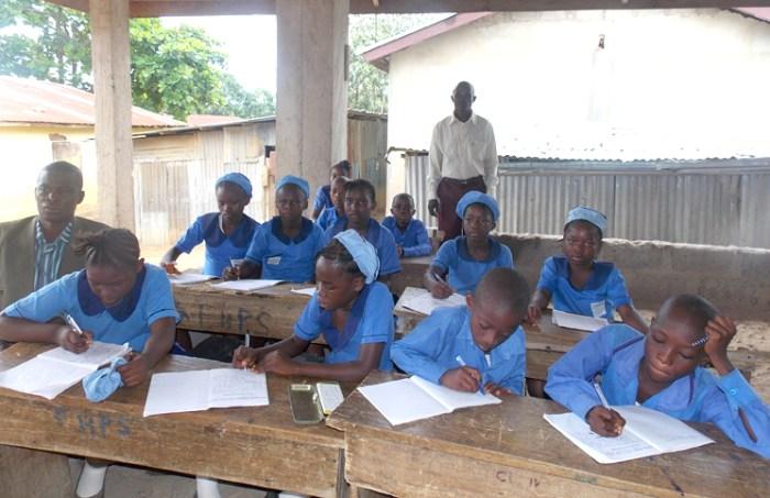 Students at Waterloo