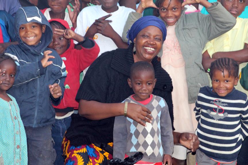 Kabwata Orphanage's Angela Miyanda Receives Prestigious Award