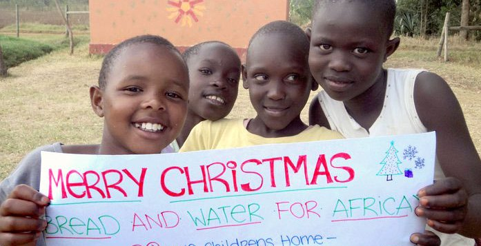 Merry Christmas from the Lewa Children's Home