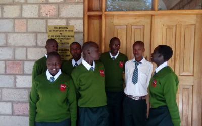 School Fees Won't Prevent an Education for These Children