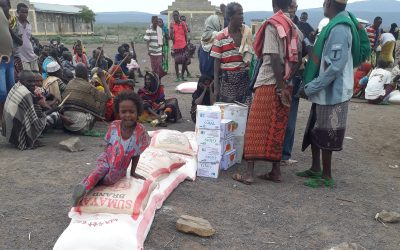 Bread and Water for Africa® Provides Emergency Drought Relief for Starving Ethiopians
