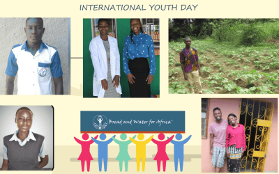 International Youth Day 2021: Bread and Water for Africa® celebrates Africa's Youth Potential and the Future