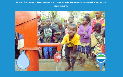 More Than Ever, Clean water is Crucial at the Taninnahum Health Center and Community