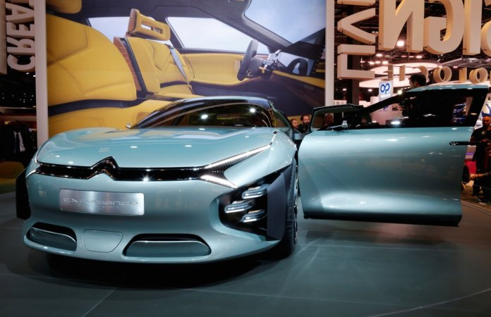 electric concept cars reign supreme at 2016 paris motor show
