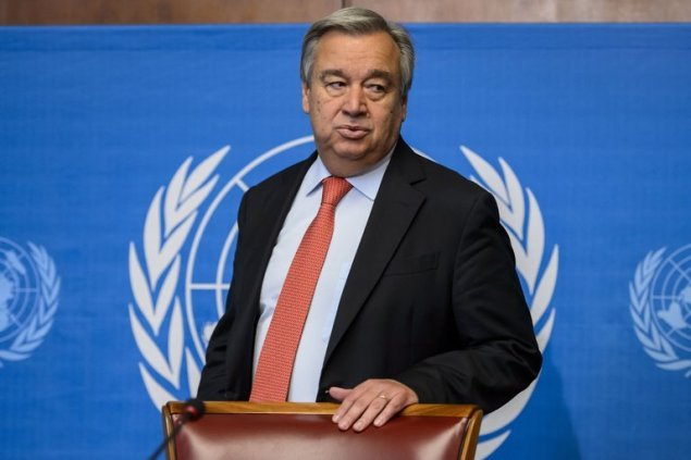 Image result for UN chief