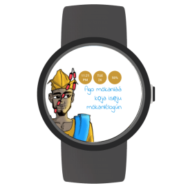 Android-watch-face